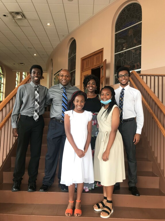Nshimiye Family