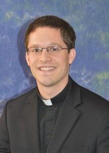 Photo of Rev. Blake Rozier