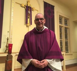 Photo of Father Mike Racine