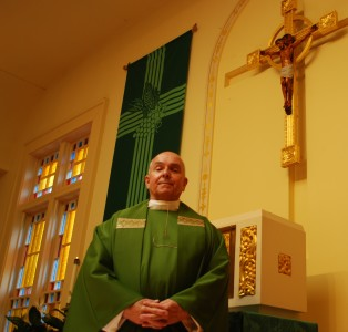 Photo of Father James Fitzpatrick