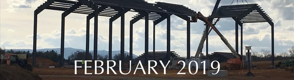 2019 February Update