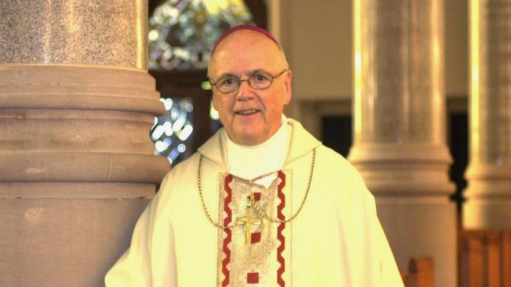 Bishop David E Foley