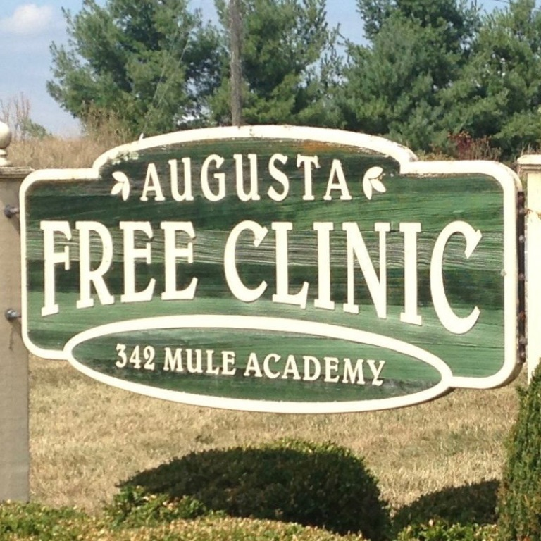 augusta free clinic