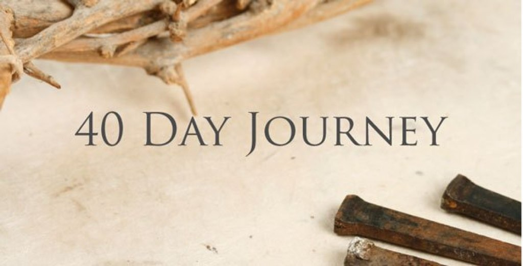 journey of lent