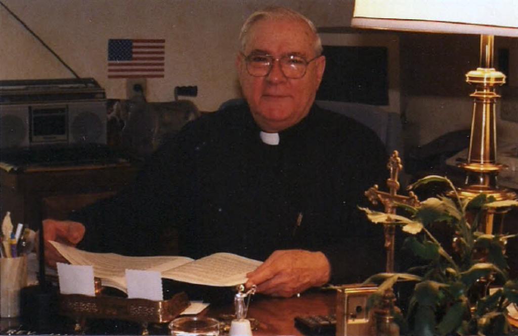 Rev. James D. M. Stafford