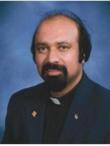 Photo of Rev. Joy Thachil, SAC