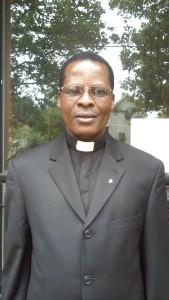 Photo of Fr. Caroli Shao A.J.