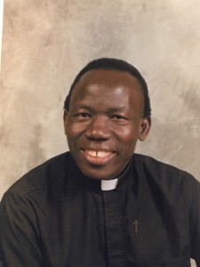 Photo of Fr. Benjamin Koka A.J.