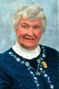 Photo of Sr. Audrey Koch, CSJ