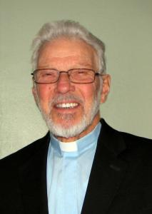Photo of Fr. Robert Begin