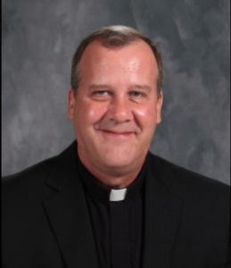 Photo of Father Steve Garner