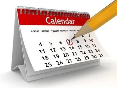 Image result for ccd calendar image