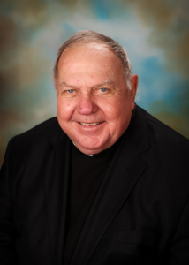Photo of Msgr. Warren Wall