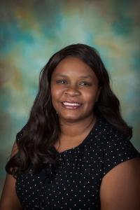 Photo of Dr. Gia Johnson