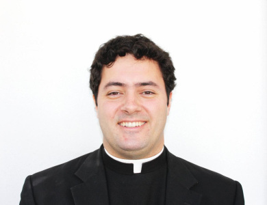 Photo of Fr. Stephen Vrazel