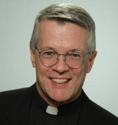 Photo of Fr. Patrick Fairbanks, S.J.