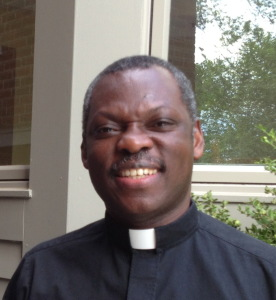 Photo of Fr. Sossy Luyembe, SJ