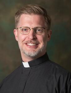 Photo of Fr. Paul Lickteig, S.J.
