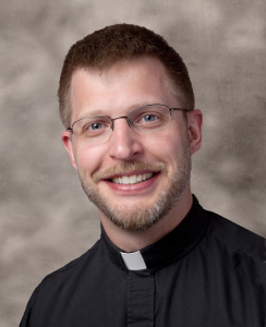 Photo of Fr. Paul Lickteig, S.J.