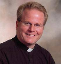 Photo of Fr. Matthew Gamber, SJ