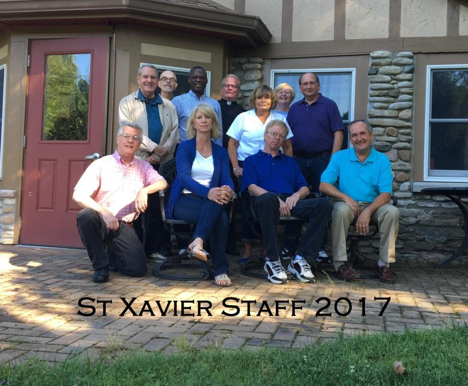 St Xavier Staff