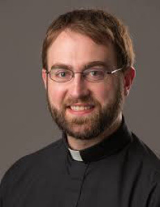 Photo of Fr. Jacob Boddicker, SJ