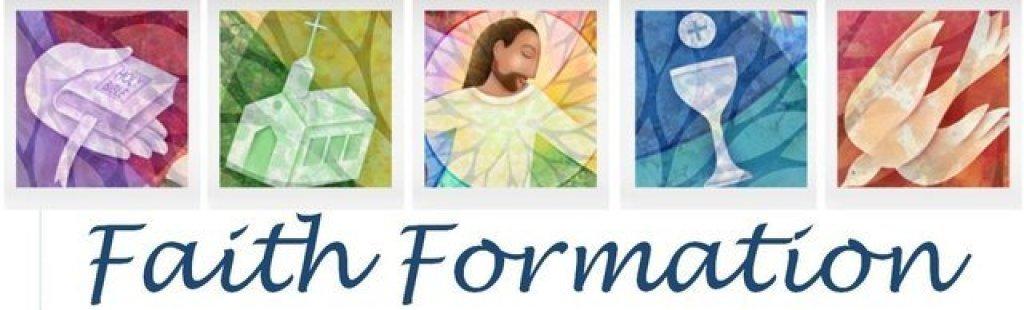 Faith Formation Instruction Image