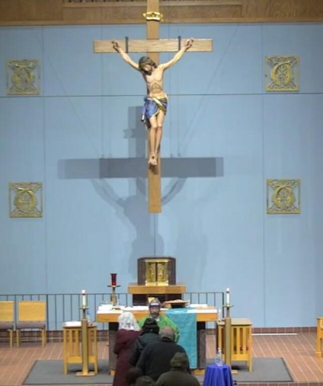 Sacrament of Holy Communion photo