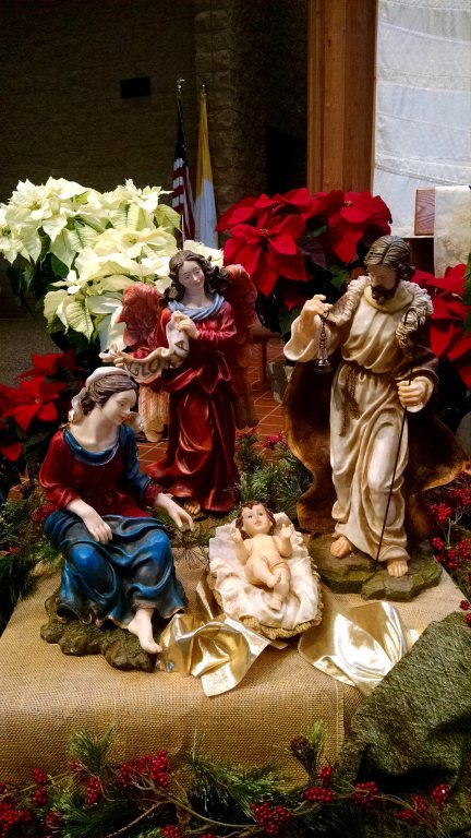 Readings and Homilies for the Feast of the Nativity, Christmas Eve