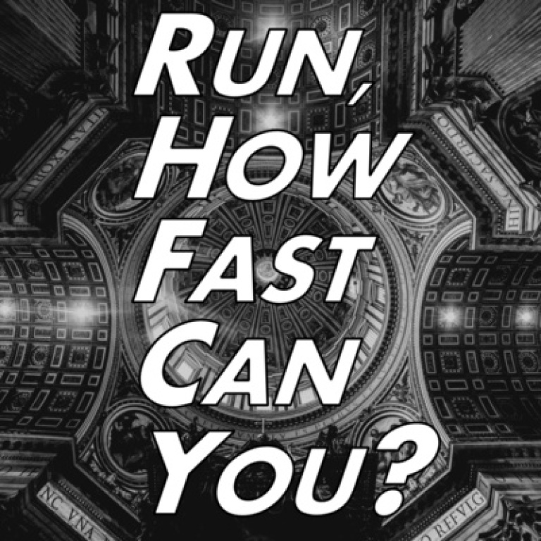 Run How Fast Can You Podcast