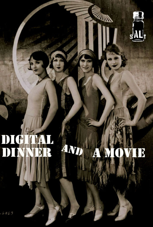 Digital Dinner and a Movie