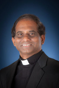 Photo of Fr. Raj Britto, C.M.F.