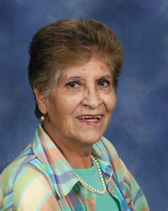 Photo of Margarita Gonzales