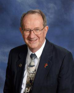 Photo of Deacon Larry Grey