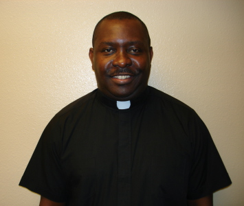 Photo of Father Sylvester Modebei