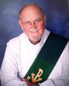 Photo of Deacon Steven Justus
