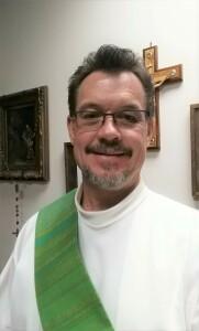 Photo of Deacon Jeffrey Arner