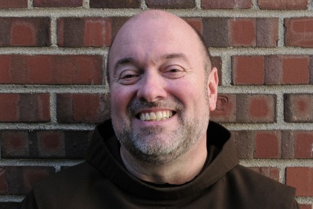 Photo of Fr. Barry J. Langley, OFM