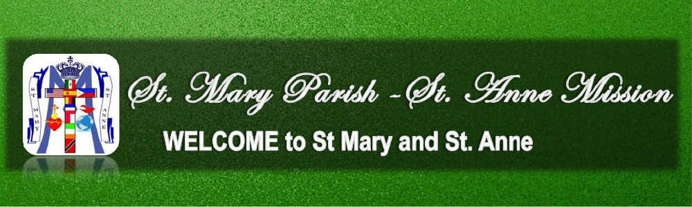St. Mary's Parish - St. Anne's Mission