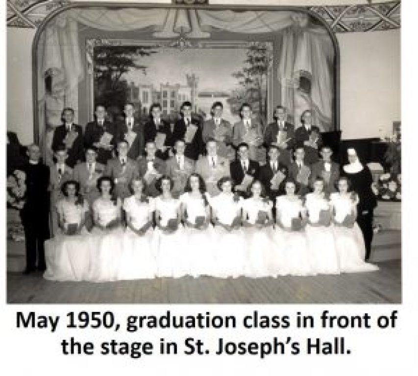 Grad class 1950