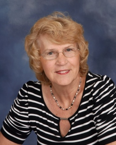 Photo of Mrs. Marilyn Saunders