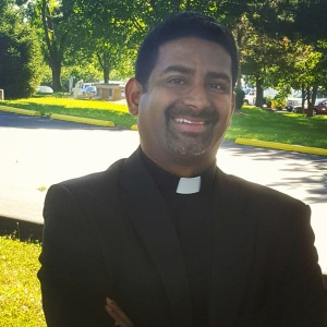 Photo of Rev. Lijo Kallarackal