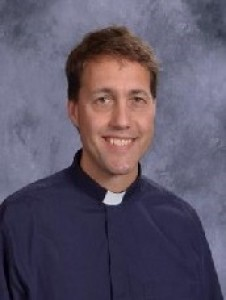 Photo of Fr. Matthew Wigton