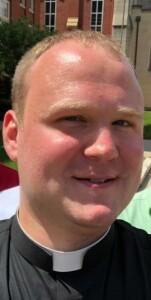 Photo of Rev. Tom Heathershaw