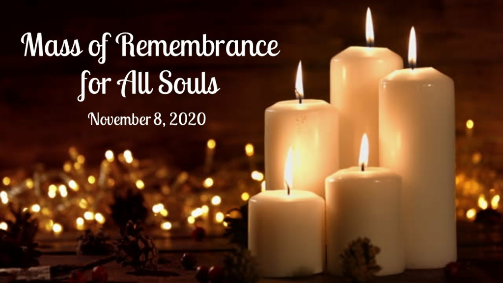 Mass of Remembrance 2020
