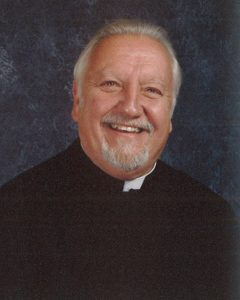 Photo of Fr. Michael Lane