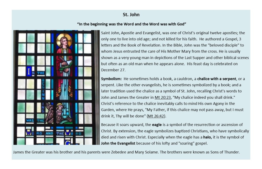 Stained Glass Windows St Joseph Catholic Church