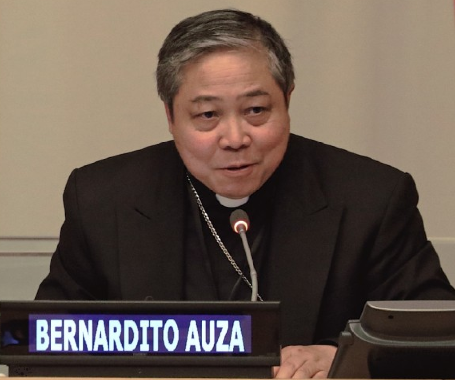Archbishop Auza
