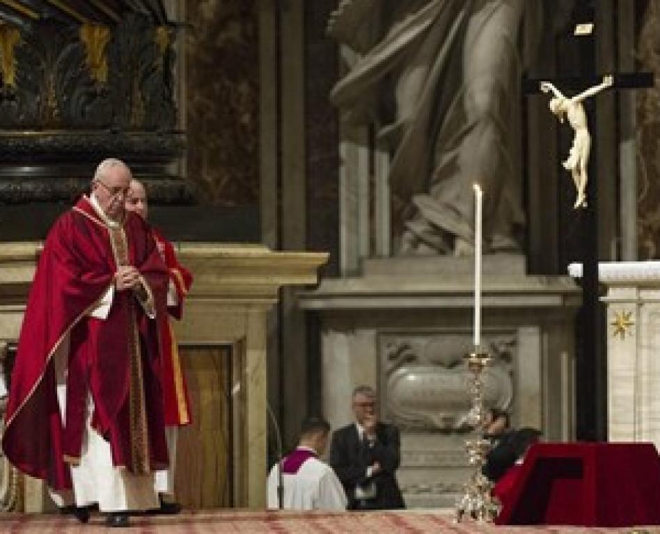 Pope 041517