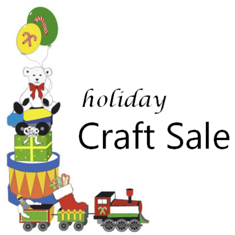 Holiday Craft Sale logo